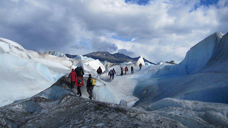 Explora Patagonia Ice Trekking Glaciar Viedma El Chalten